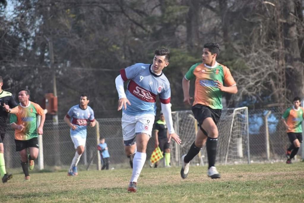 Facundo Iriarte; 'Mi idea es ayudar al equipo desde donde me toque y si es con goles mucho mejor'