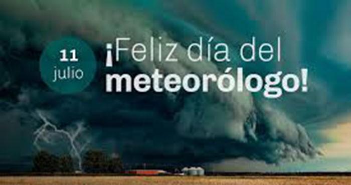 Día del Meteorólogo en Argentina