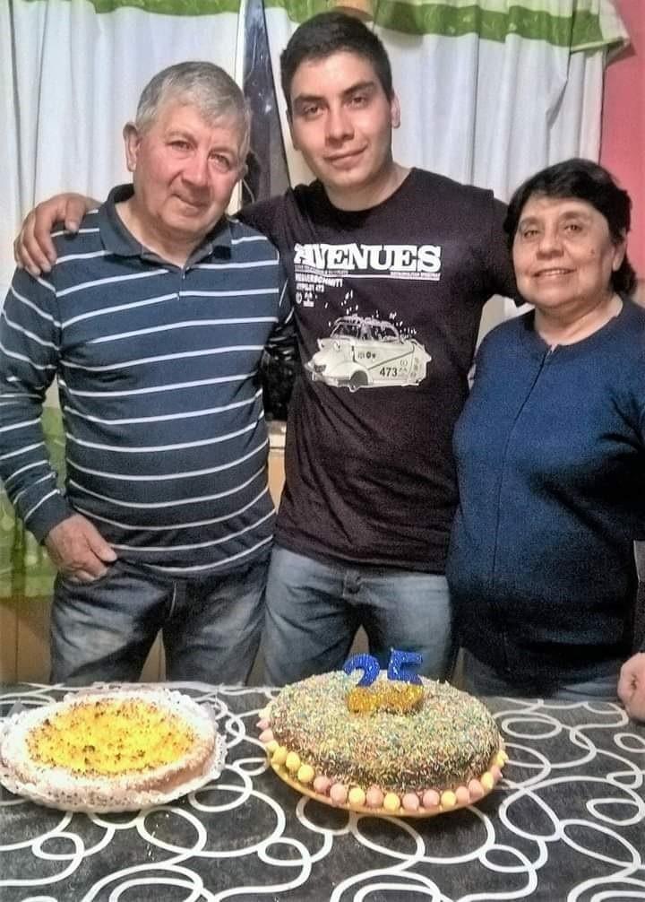 """Olga Tobio de Ochoa: """"Mi hijo no fue atendido como correspondía, cuando lo llevaron al hospital ya el cuadro era irreversible"""""""