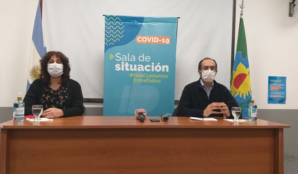 Coronavirus en Bolívar; Se anunció un nuevo caso positivo en el partido
