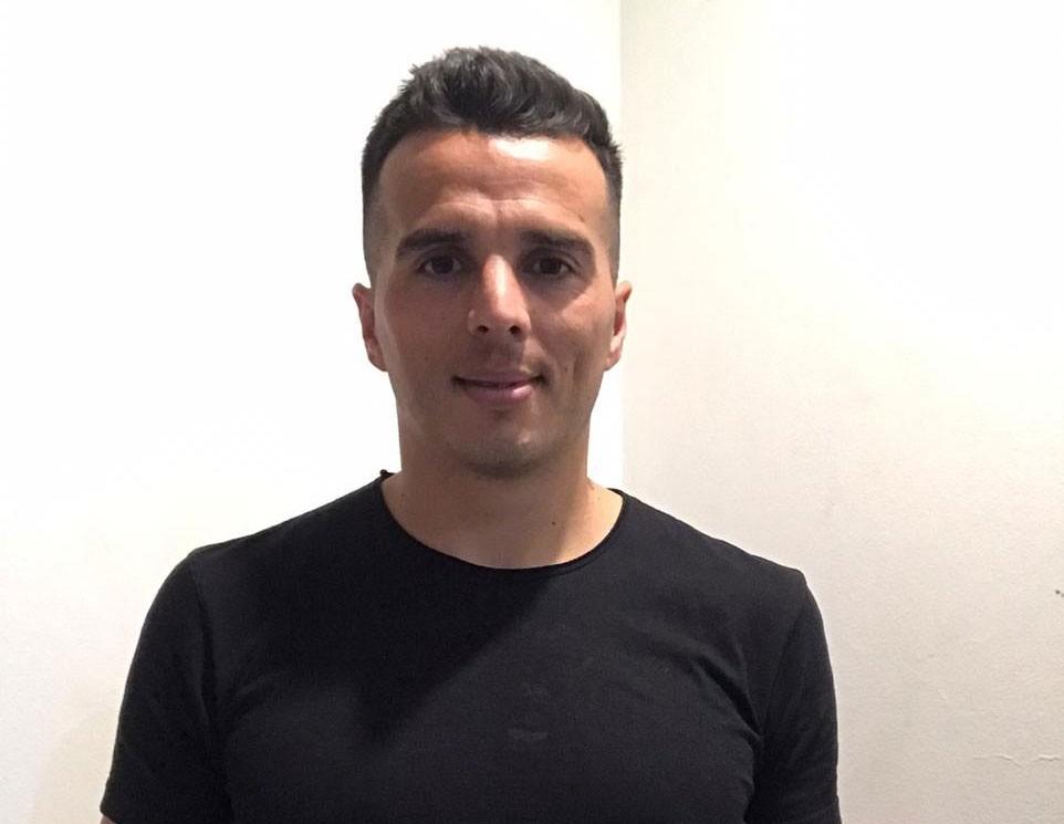 Renso Pérez; 'La ilusión es grande, las ganas son muchas, y espero dar siempre lo mejor de mí y sumar para el club'