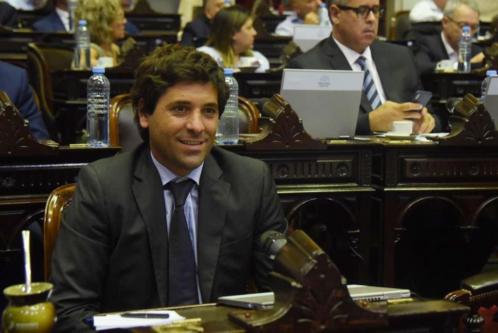Sebastián García De Luca; 'Hoy la política está obligada a buscar acuerdos más que quedarse en la confrontación'