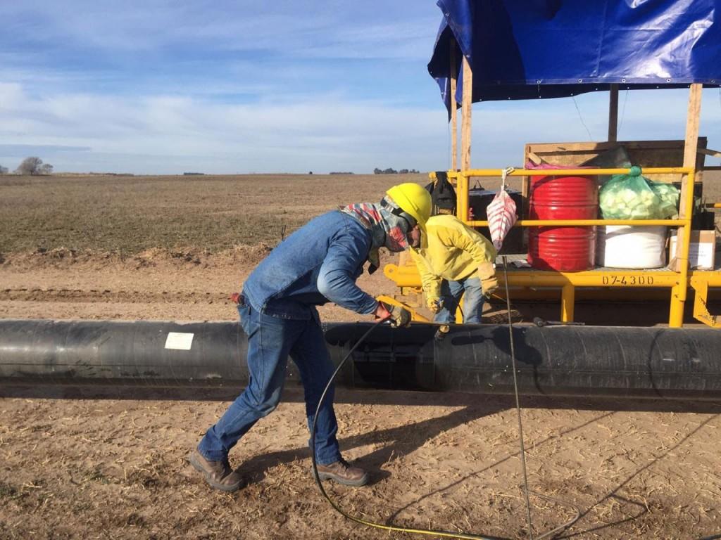 Al menos 23.000 pampeanos ya pueden acceder al gas natural