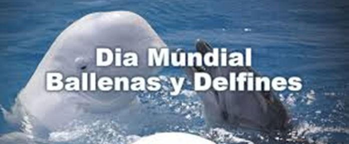Día Mundial de las Ballenas y los Delfines