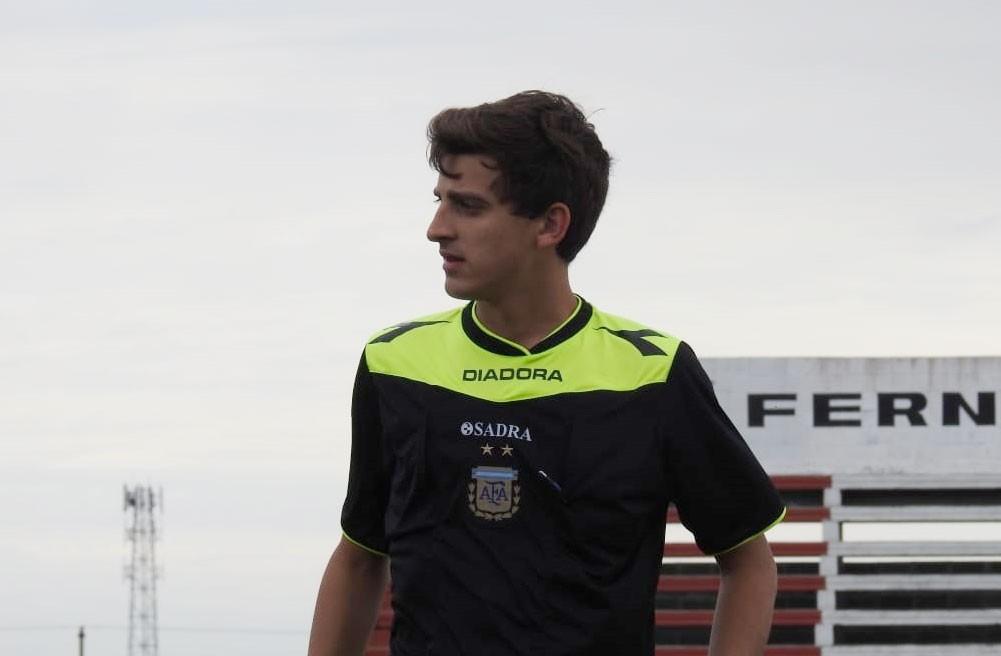 Lucas Burgos; 'La LPF es una liga que para nosotros es muy importante y la cual todos quieren dirigir'