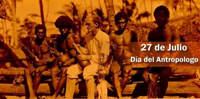 Día del antropólogo