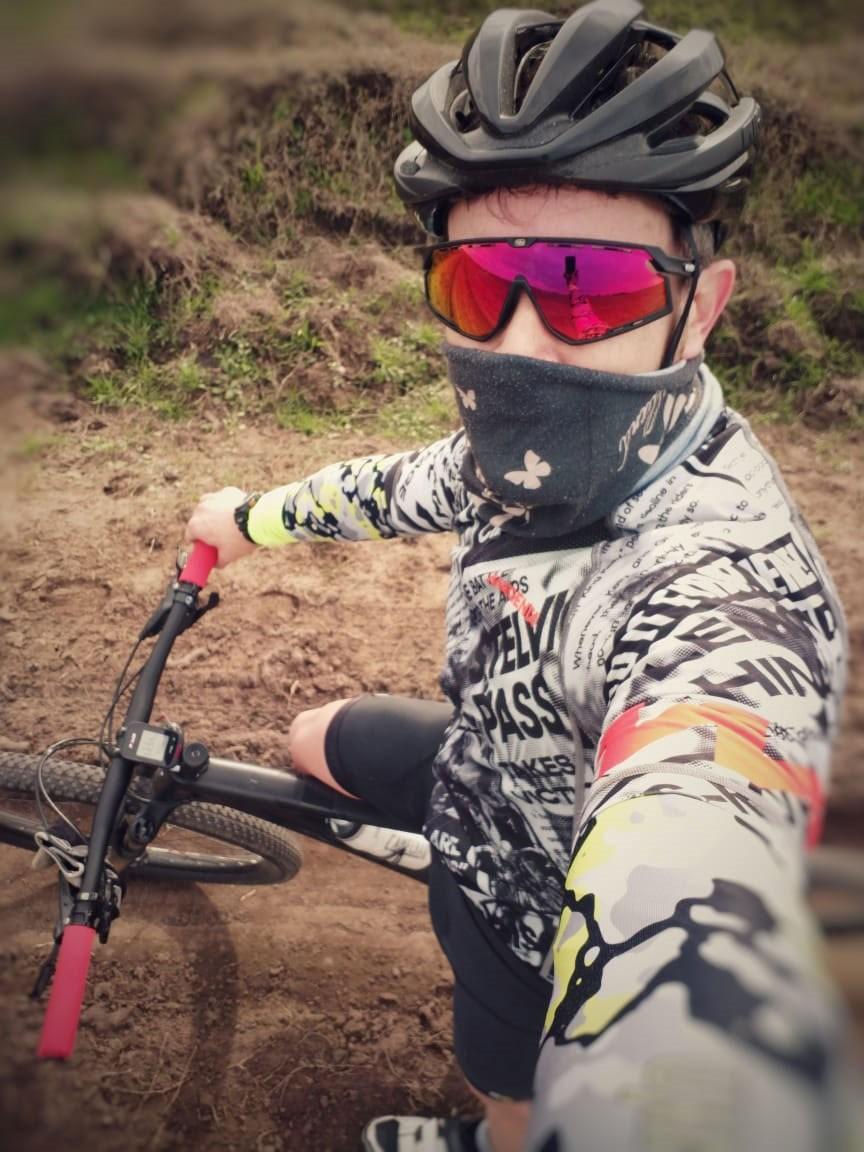 Mauricio Moreno; 'Lo mío con el ciclismo es todo el tiempo pensando en la superación personal'