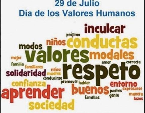 Día de los Valores Humanos