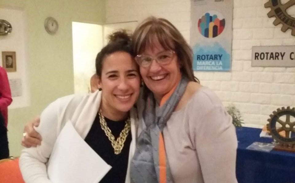 María Jose Delgado; 'Es una manera para que también los más chiquitos puedan colaborar con la comunidad en esta situación nueva que estamos enfrentando'