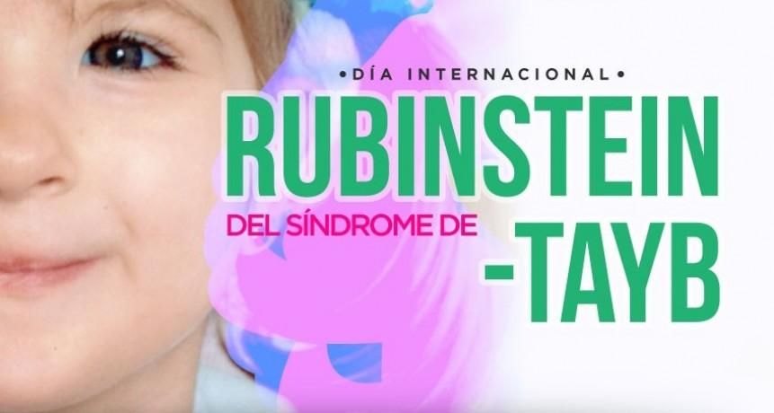 Día Internacional del Síndrome de Rubinstein-Taybi