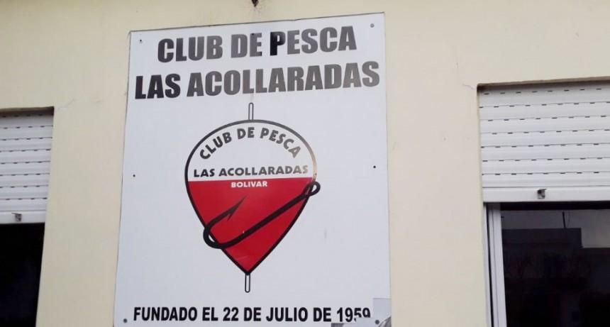 Comenzaron a emitirse los turnos en el Club de Pesca Las Acollaradas