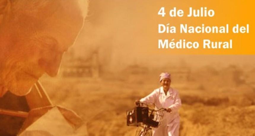 Día nacional del médico rural
