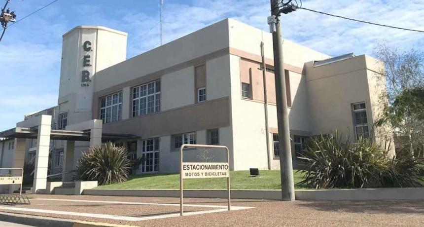 Atención especial en la sede de la Cooperativa Eléctrica de Bolívar por días feriados