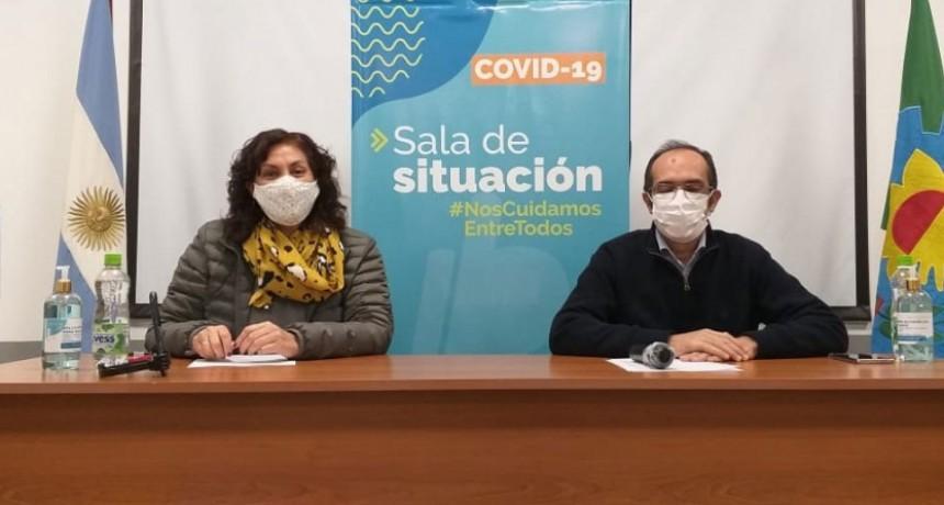Se confirmó el primer caso de COVID 19 en Bolívar (AUDIO CONFERENCIA)