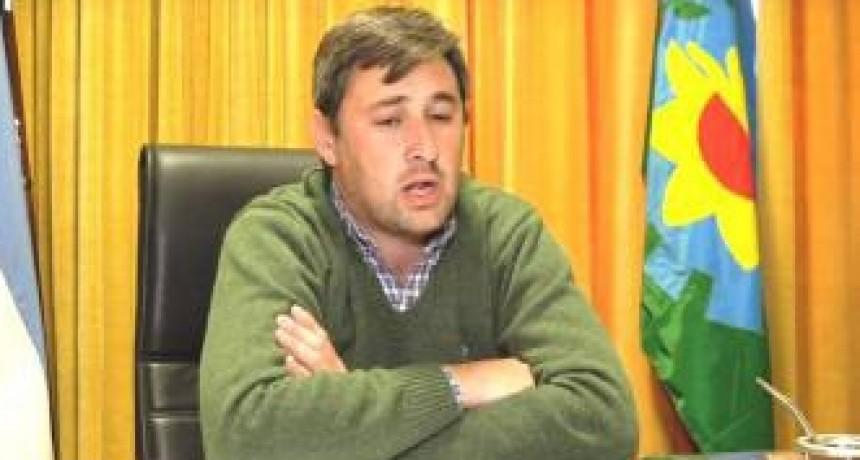 Henderson; El intendente Pugnaloni manifestó su enojo en una entrevista con Radio Provincia