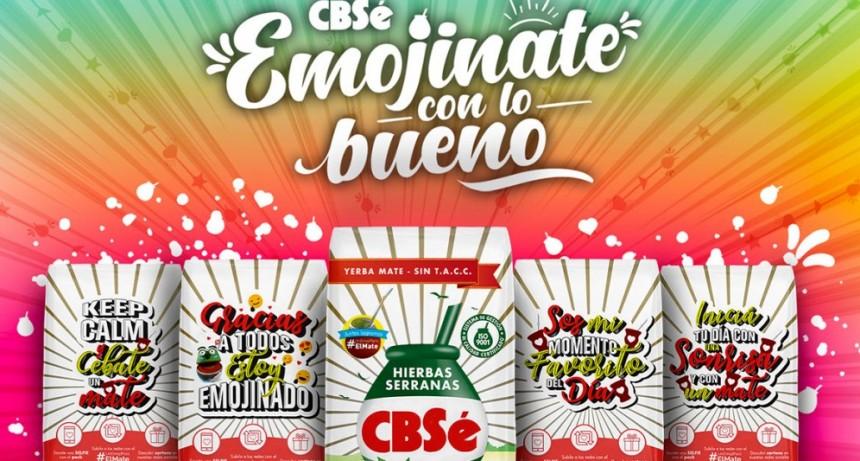 CBSé lanzó una nueva línea de paquetes intervenidos con emojis