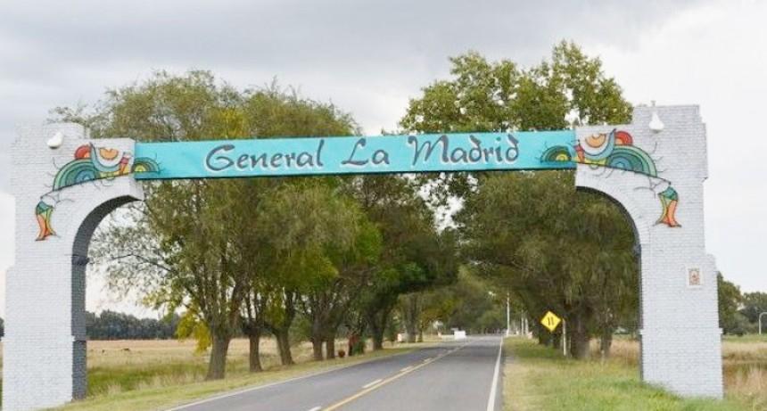 Primer resultado Positivo de Covid 19 en General La Madrid