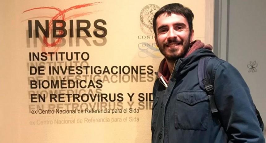 """Gonzalo Cabrerizo: """"Siempre me interesó el campo científico y de la salud"""""""