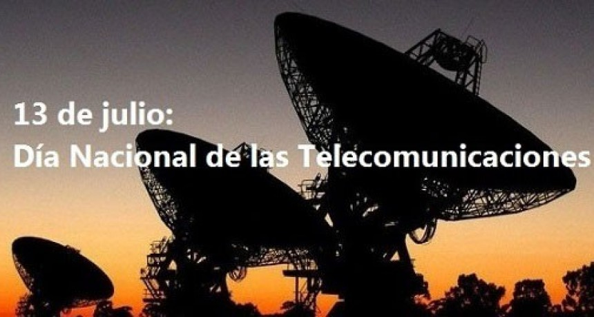 Día nacional de las telecomunicaciones