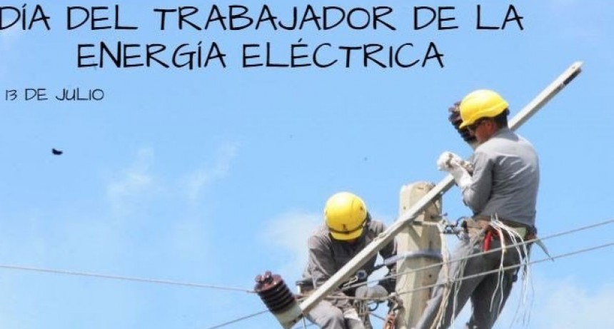 Día del trabajador de energía eléctrica