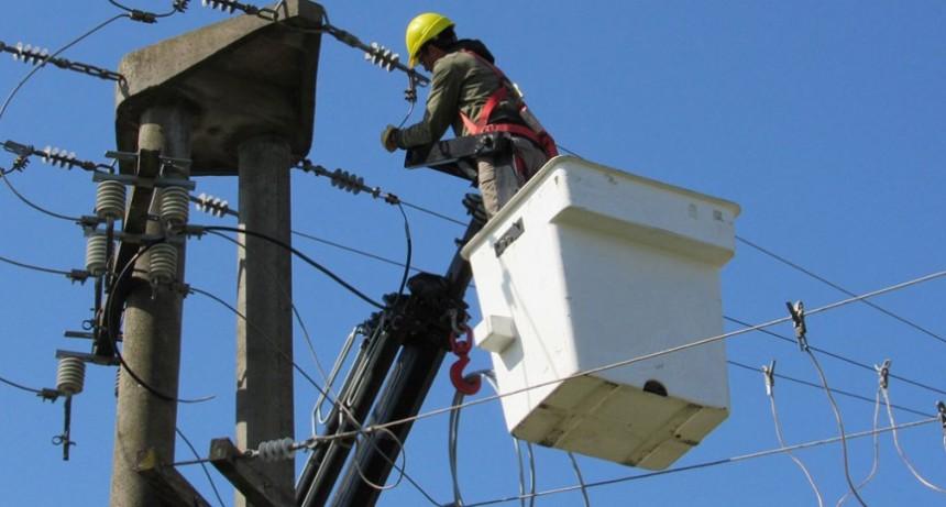 Corte de energía programado para el miércoles 15