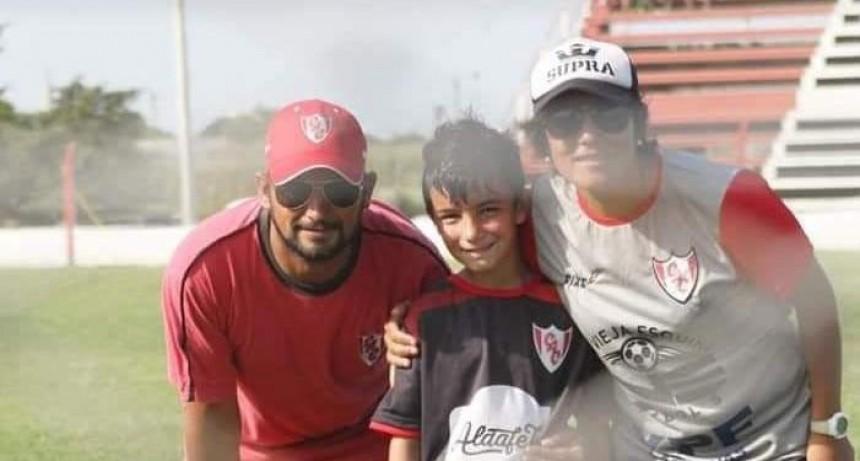 'Emociona ver cómo crecen deportivamente los chicos que vos estas entrenando'