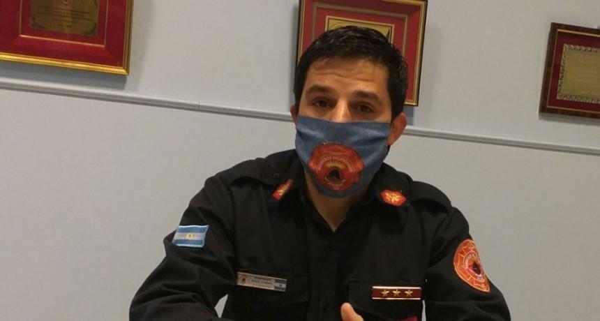 Rojas; 'En el siniestro del basurero municipal se quemaron aproximadamente 50 hectáreas de pastos naturales'