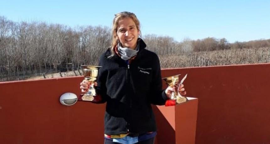 Lorena Juárez; 'Hoy en día mi meta y para lo que me preparó es para correr 42km'