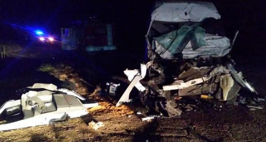Ruta 5; Accidente fatal en la entrada de Guanaco