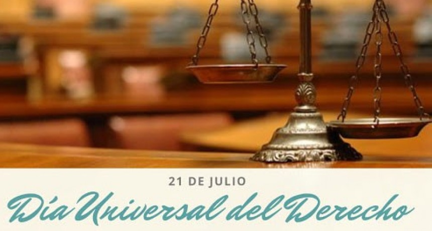 Día universal del derecho