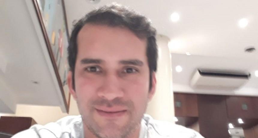 Fabián Insaurralde; 'Queremos que la gente se quede tranquila porque el cronograma que hemos previsto hace que todos tengan tiempo de renovar la VTV'