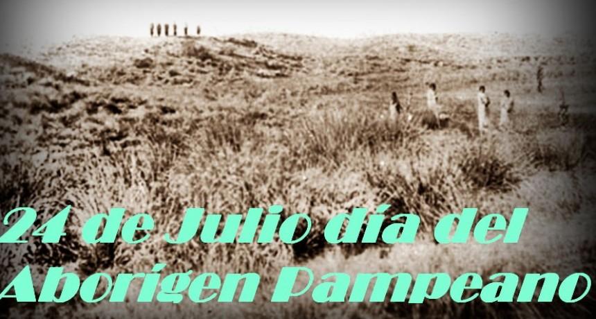 Día del aborigen pampeano
