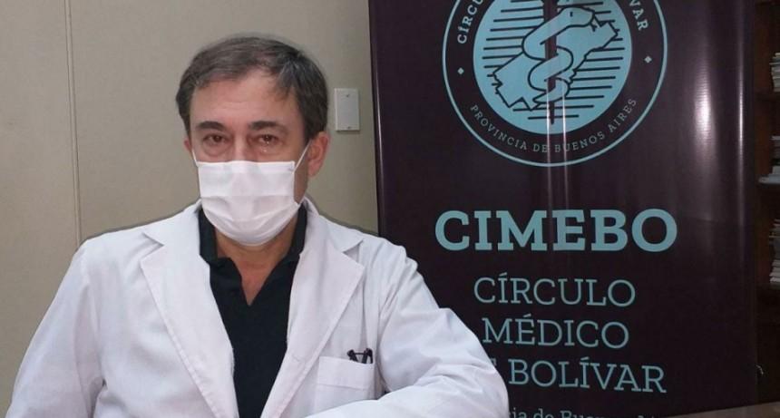 70° aniversario del Circulo Medico de Bolívar