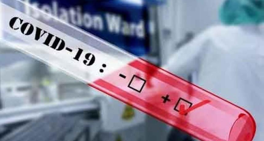 COVID 19; Nuevos casos confirmados en la zona en las últimas 24 horas