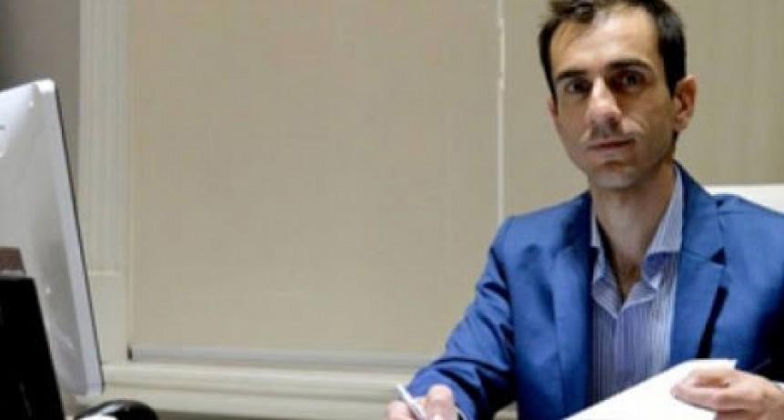 Pablo Petrecca; 'Quiero que la gente vea circular la camioneta como un símbolo de unidad'