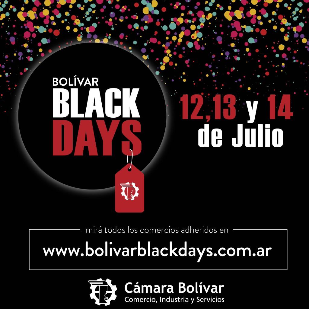 Preparate para el Bolívar Black Days: 3 días de súper descuentos