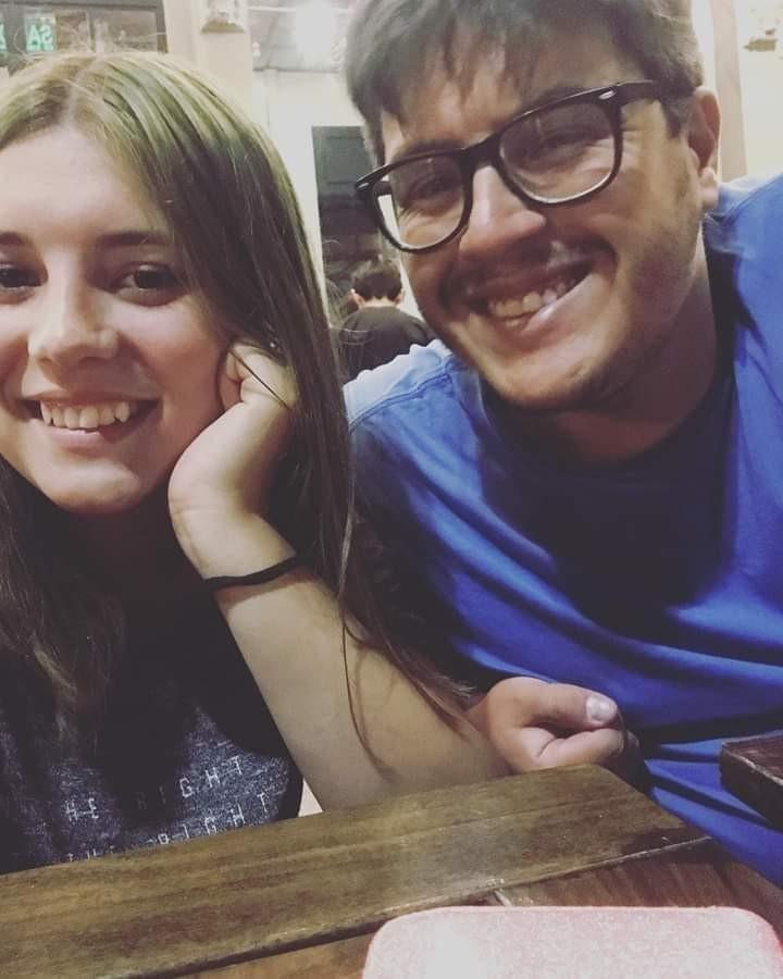 """Nicolás Luna: """"Nos salvamos porque mi novia se despertó justo a tiempo"""""""