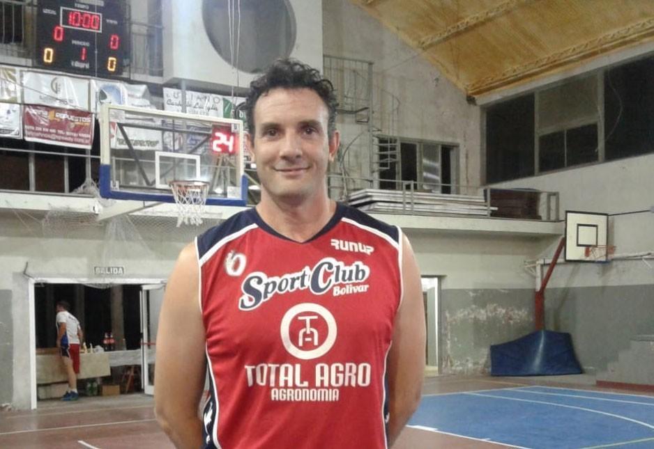 """Iñaki Danessa :  """"Sport Club significó todo en mi carrera deportiva, porque me inicié ahí y terminé ahí"""""""