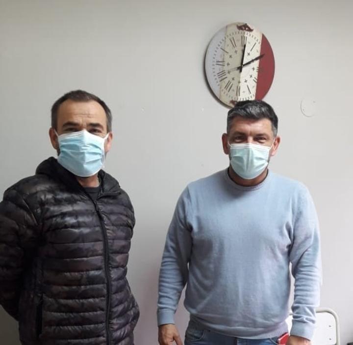 Juan Pablo León y Luciano Villarreal hablaron con FM 10 sobre los testeos a docentes