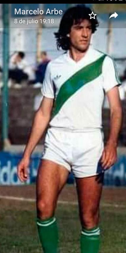 """Marcelo Arbe: """"El fútbol me dio mucho aprendizaje en lo deportivo, en lo social, en lo humano"""","""