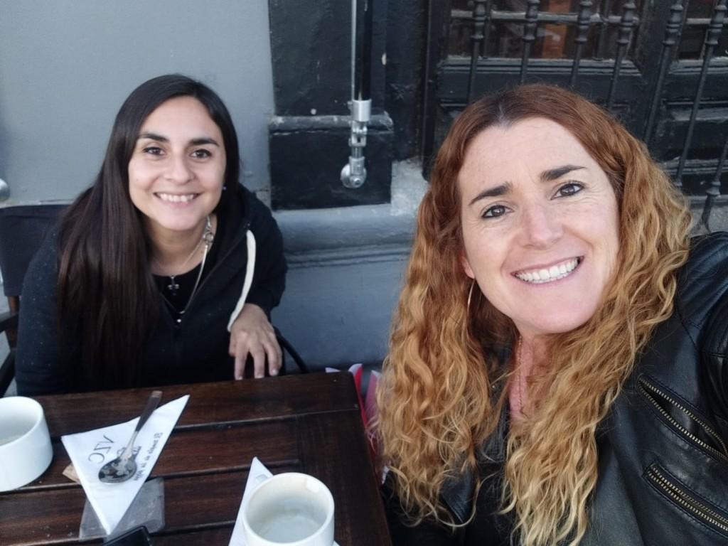 Mariela Cinganelli encontró a su mamá biológica en Bolívar y ya se reunió con ella y sus hermanos