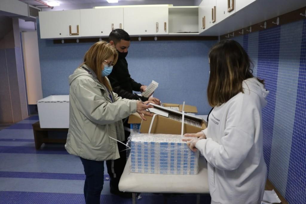 LLegaron 300 dosis del segundo componente de Sputnik V y ya están recibiendo los turnos para esta semana