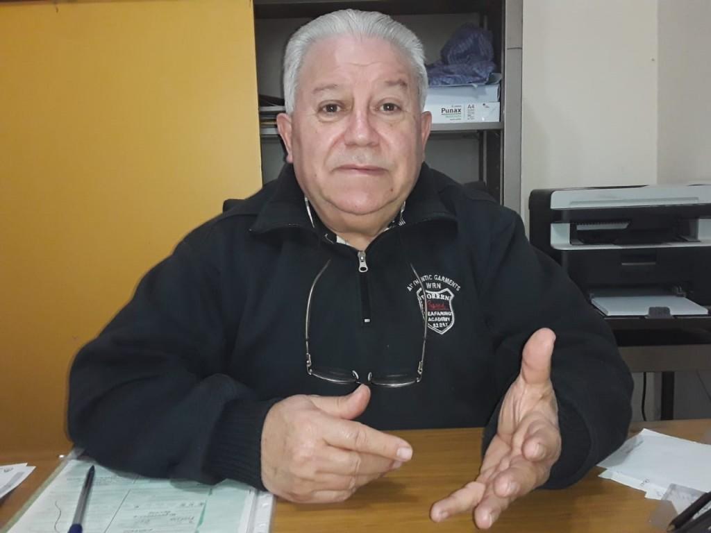 """Juan Carlos Cuscó: """"Creo que hay consenso en la mayoría de los clubes y van a aceptar el ingreso de El Fortín"""""""