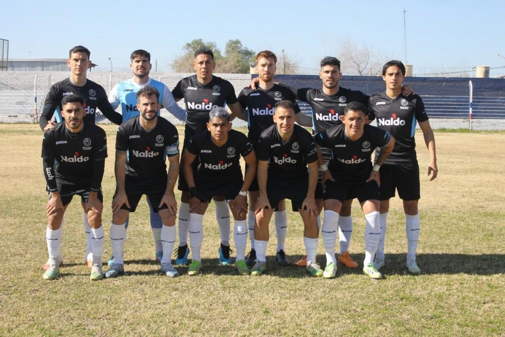 El Club Ciudad empató en San Juan y ahora espera a Sansinena en el Estadio Municipal