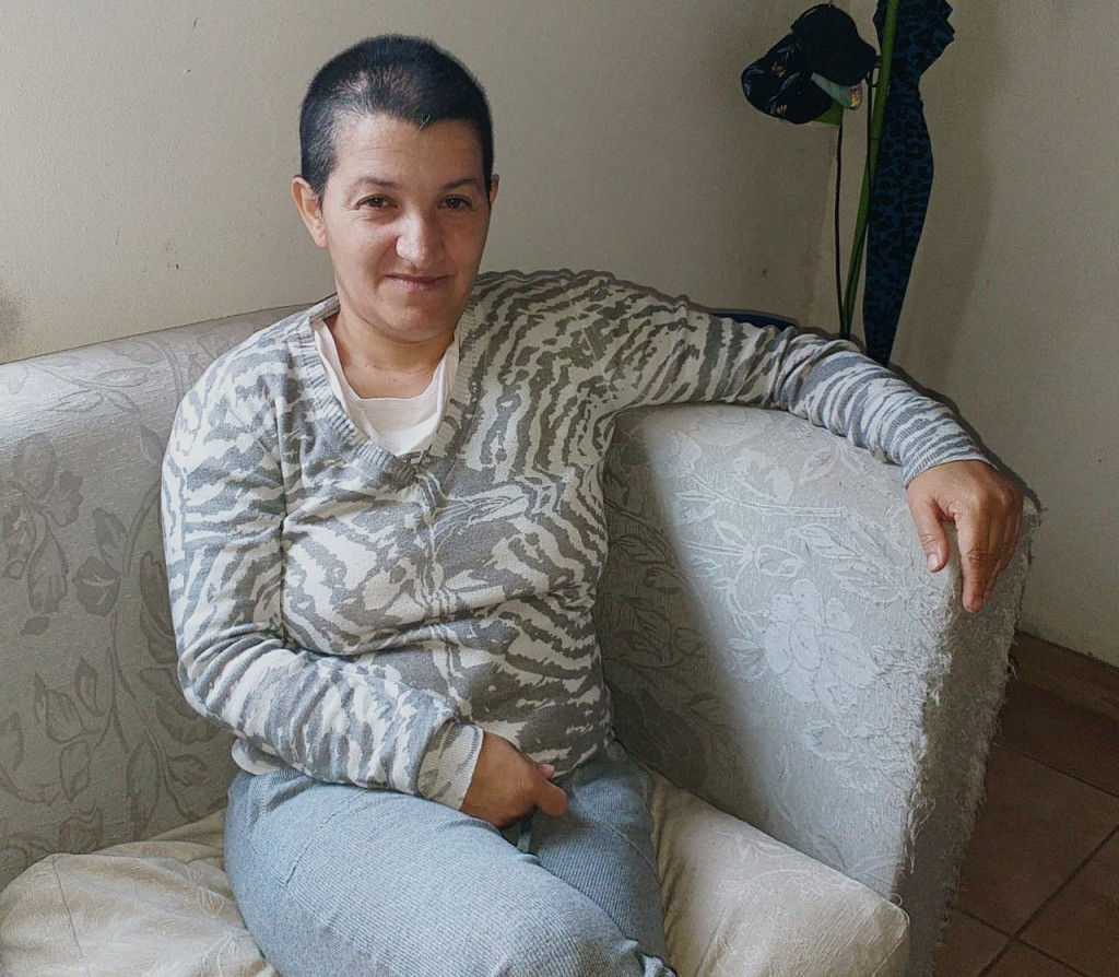 """Verónica López: """"Estoy tratando de comprender todo lo que me ha tocado pasar, pero ya con mi familia en mi casa es más fácil"""""""