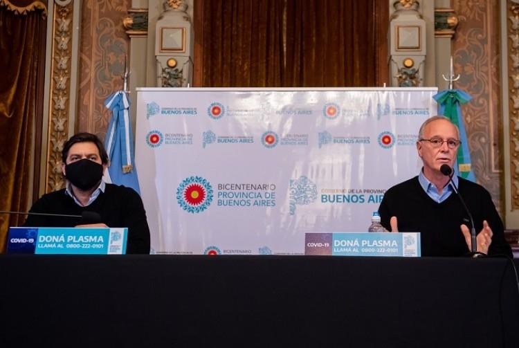 Bolívar llegó a los 27.319 inscriptos este lunes y  acumuló 24.940 habitantes vacunados. Este martes podría pasar el distrito a Fase III ya que bajó considerablemente el número de casos activos