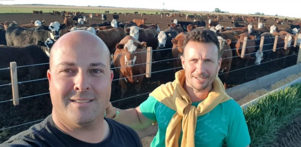 """José Zabala (Monasterio Tattersall) : """"Los productores ganaderos somos porfiados y a pesar de los contratiempos seguimos adelante"""""""