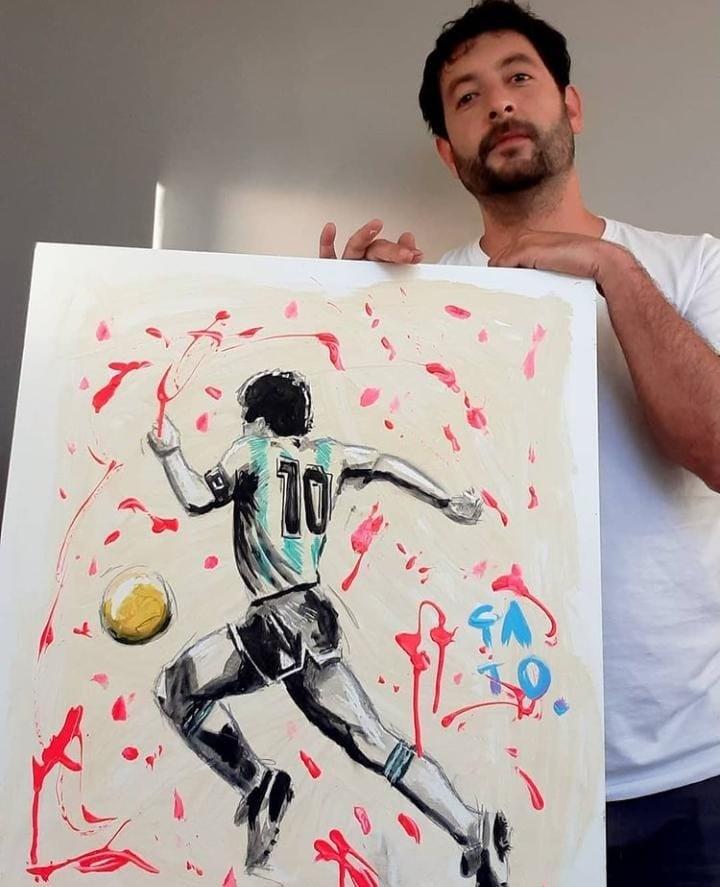 """Pato Arbe: """"Será para mí en lo personal un desafío, y para la comunidad algo muy lindo que destaca al astro deportivo"""""""