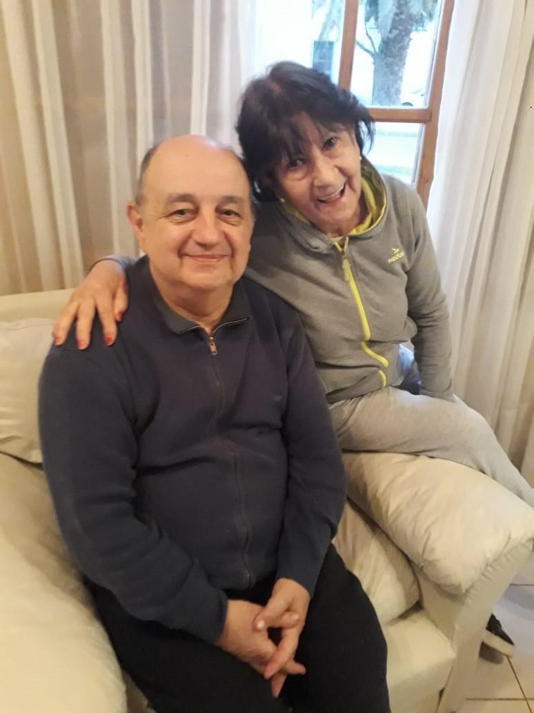 Gualberto Mezquía contó su historia familiar desde que se conocieron con Susana su mujer, y han decidido dejar la actividad comercial