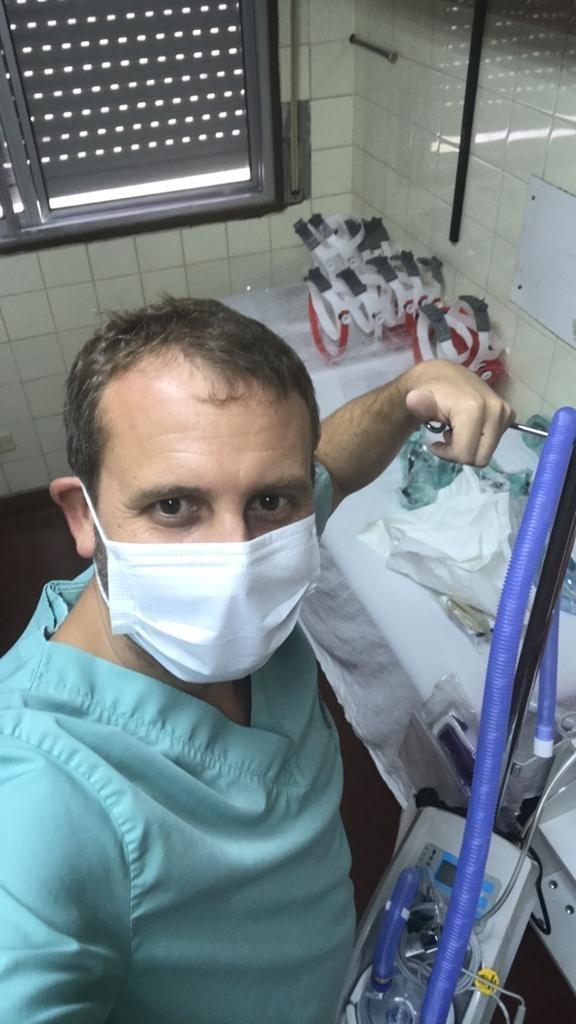 """Doctor Carlos Manganiello (Hijo) : """"Los pacientes que tuvieron afecciones de moderadas a severas, y sienten secuelas como fatiga crónica o dificultad para respirar, es aconsejable que consulten a su médico"""""""